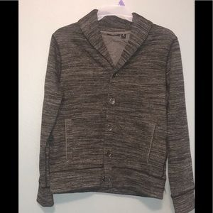 Marc Anthony Jackets & Coats - Marc Anthony Heather Gray  Button Front Jacket, M